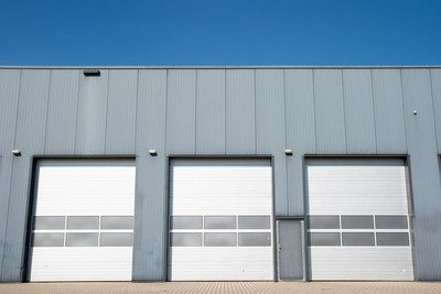 external warehouse doors