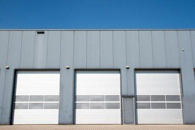 external warehouse doors